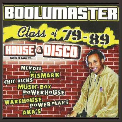 house and disco v1 cover