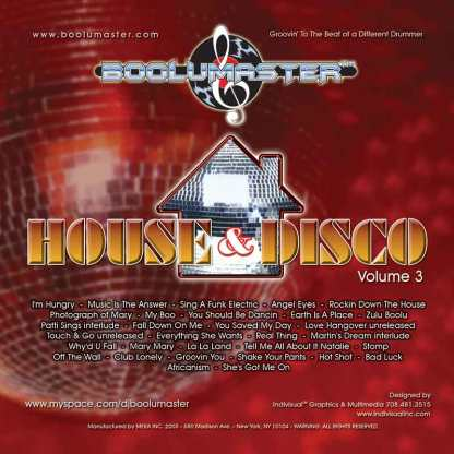 house and disco v3 cover