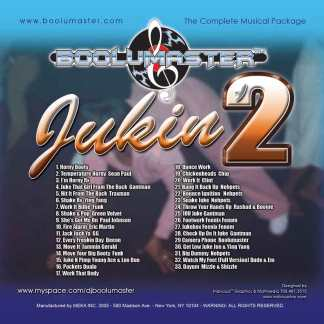 jukin 2 cover