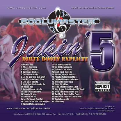 jukin 5 cover