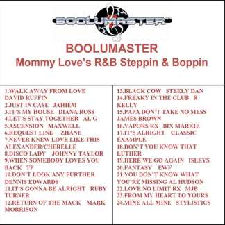 Mommy Loves R&B Steppin Boppin v1 playlist