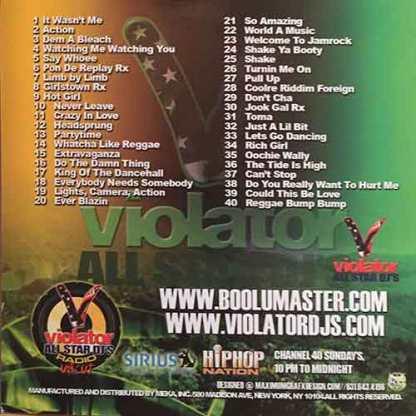 reggae 3 cover