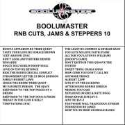 rnb cuts jams steppers 10 cover