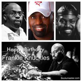 Frankie Knuckles Birthday image