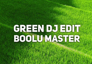Green dj edit cover