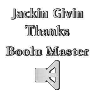 Jackin Givin Thanks Cover