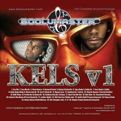 R Kelly V1 Playlist