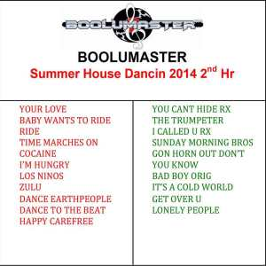 summer house dancing 2 playlist