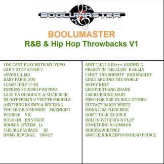 rnb hip hop throwbacks image