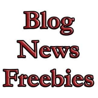 Blog News Freebies image