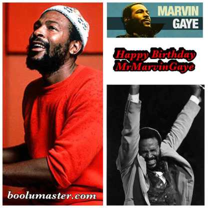 marvin gaye birthday image