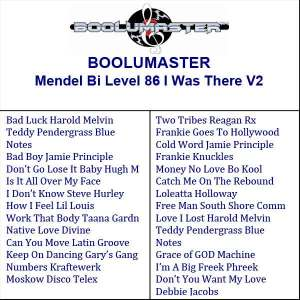 Mendel Bi Level 2 playlist