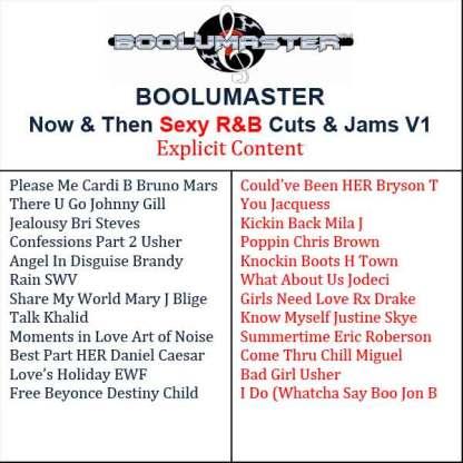 Sexy R&B V1 Playlist