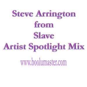 Steve Arrington art