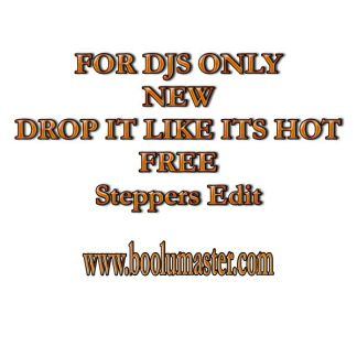 Drop It Hot Free Edit