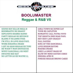 Reggae 5 playlist