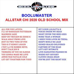 Allstar Old school playlist