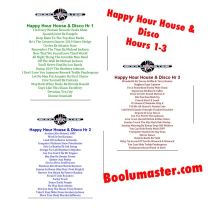 Happy House all 3