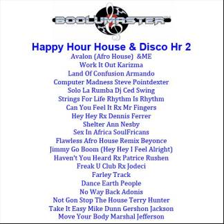 Happy Hour 2 playlist