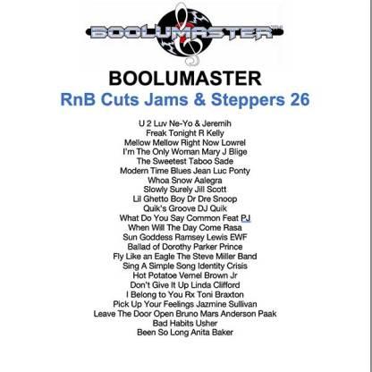 rnb cuts 26 playlist