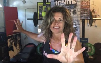 Rachelle Rak – Ready to SAS it up once again