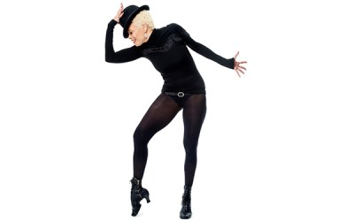 Valarie Pettiford's Live Fosse Class, July 1st 2020