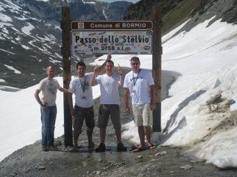 Rally Stelvio Pass