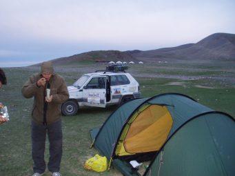 Banger Rally Camping