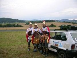 Klenova Castle Party Czech Republic