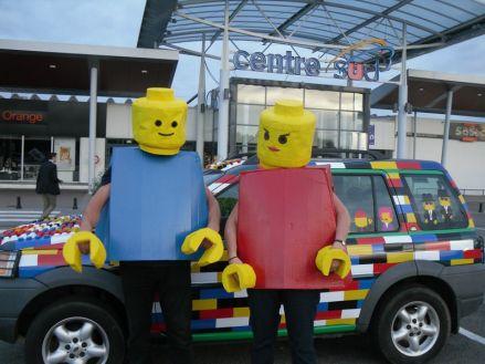 9 Lego