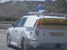 119 Morocco Convoy #5