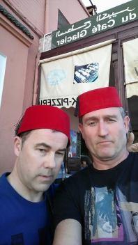129 Marrakech Challenge #1