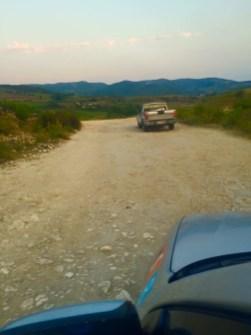 072 Albanian Roads Worsen