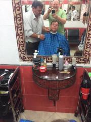 41 Close Shave