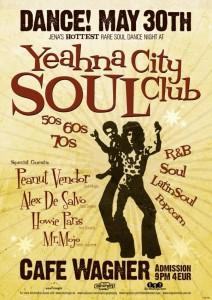 Yeahna City Soul Club
