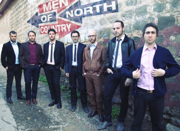 Men Of North Country | Israel