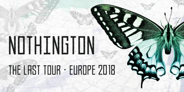 Nothington - The Last Tour • Europe 2018