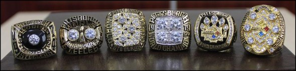 Steeler Rings via fantasyknuckleheads.com