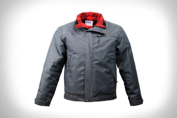Burnside Alpha Jacket via direktconcept.com