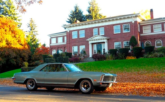 Move to Portland where everyone lives in a big house and drives a new car. Don't they?