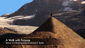MICHAEL BECKER WALKS WITH PURPOSE