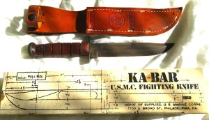 KA-BAR TO THE RESCUE AGAINST BEARS AND OTHERS