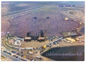 CALIFORNIA JAM FROM 18 TO 62