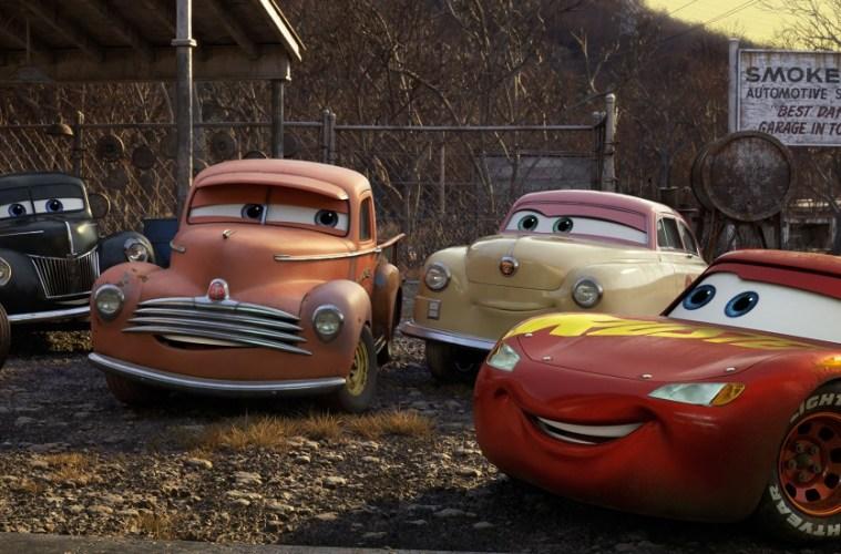 Lightning McQueen Cars 3