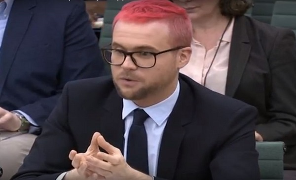 Ex-Cambridge Analytica employee names Congress as client