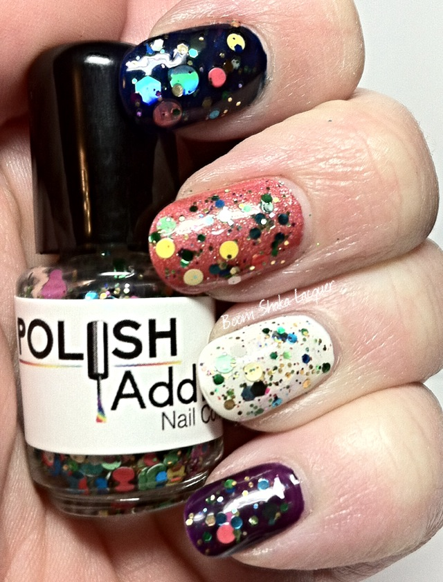 Polish Addict Nail Colors | Boom Shaka Lacquer