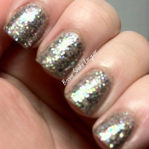 Potion #2 (Over Butter London - Yummy Mummy) - Intentionally Blurred to show colors.