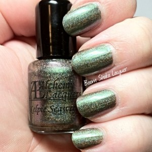 Alchemy Lacquers - Kelpie Seaweed