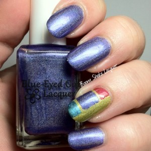Blue Eyed Girl Lacquers - Fare the Wind