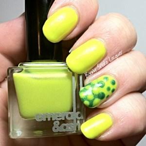 Emerald & Ash - Bees?